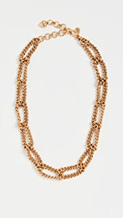 Brinker & Eliza Linked Up Necklace