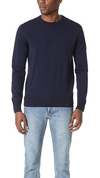 Belstaff Kilsby Cotton Crew Sweater