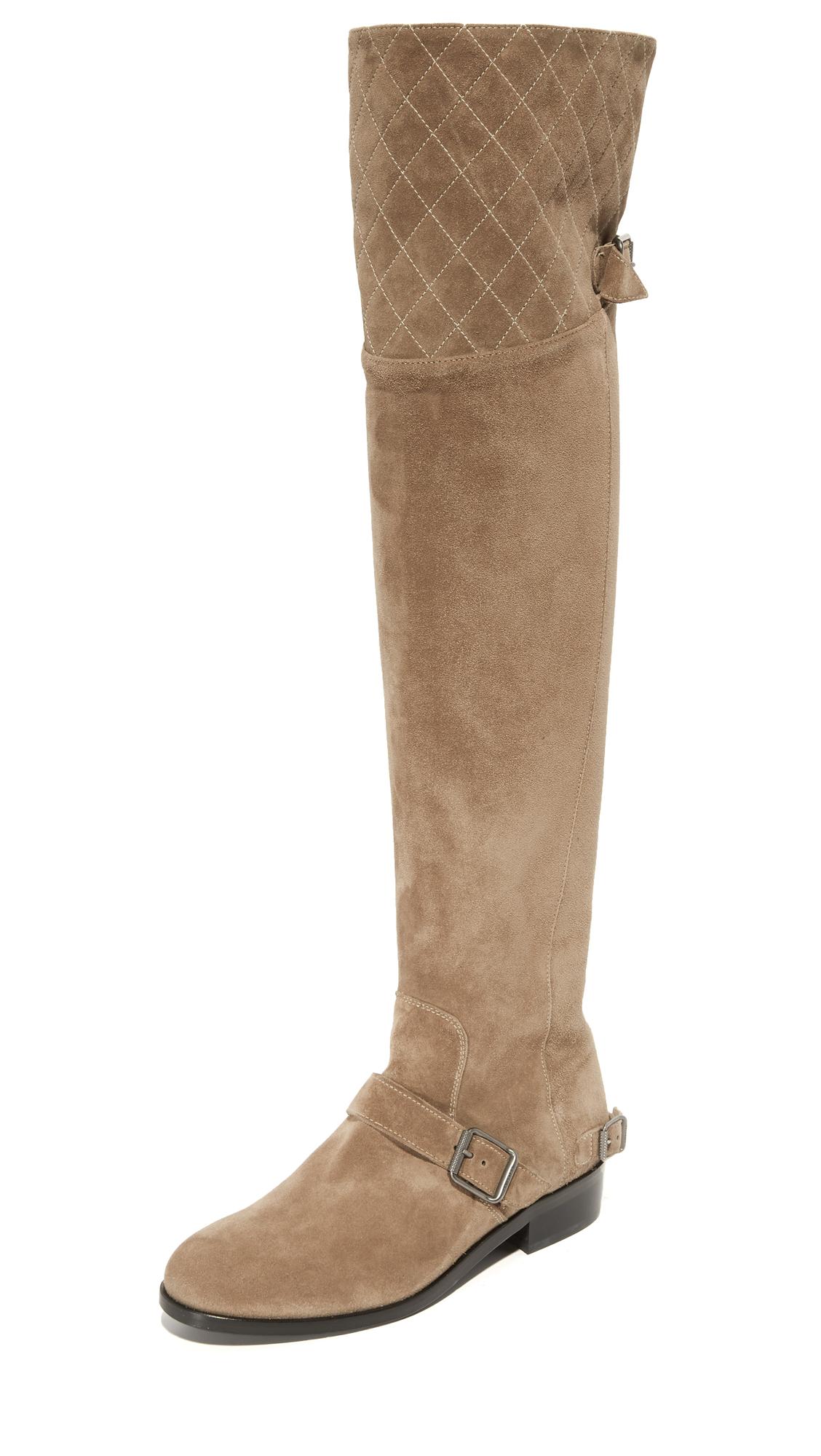 Belstaff Taylour Boots - Flint