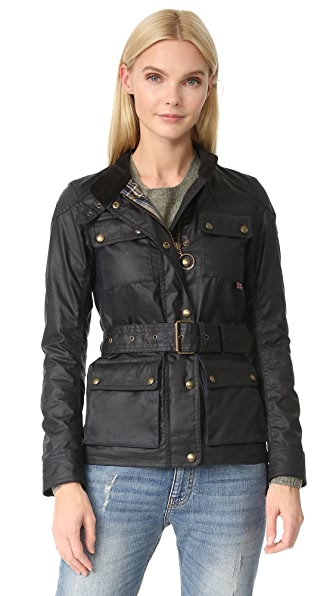 Belstaff Roadmaster Coat