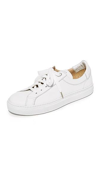 Belstaff Dagenham Sneakers - White