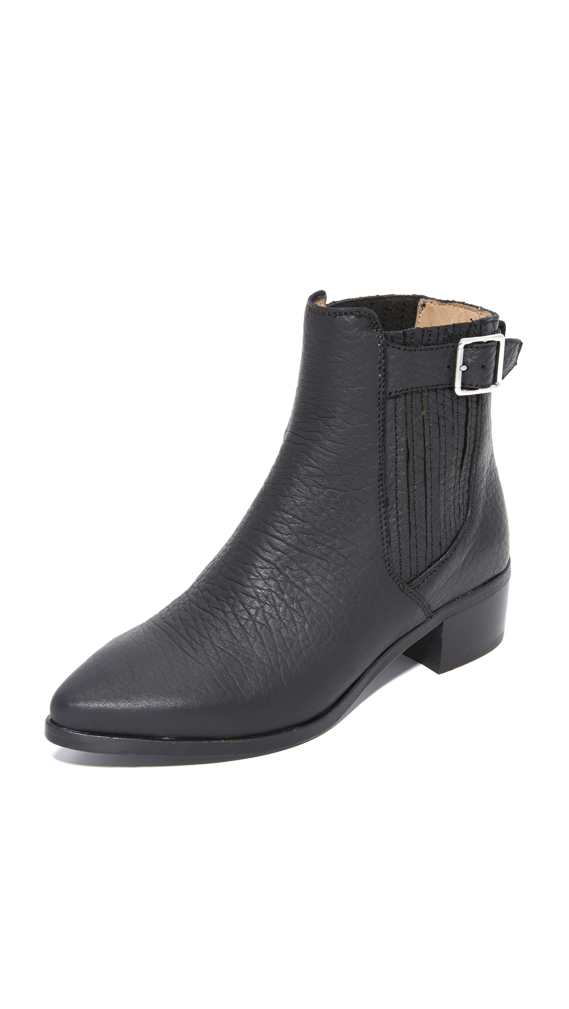 Belstaff Albaz Ankle Boots - Black at Shopbop