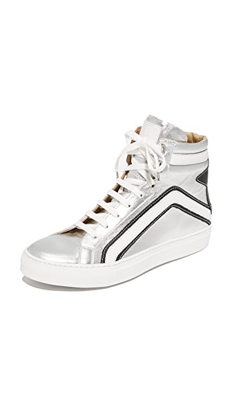 Belstaff High Top Sneakers