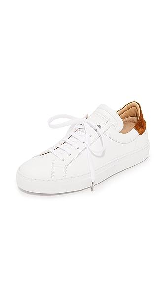 Belstaff Dagenham 2.0 Sneakers - White