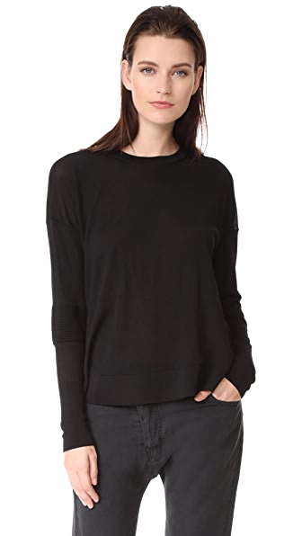 Belstaff Sarah Superfine Sweater - Black