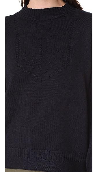 BELSTAFF Sabrine Guernsey Sweater