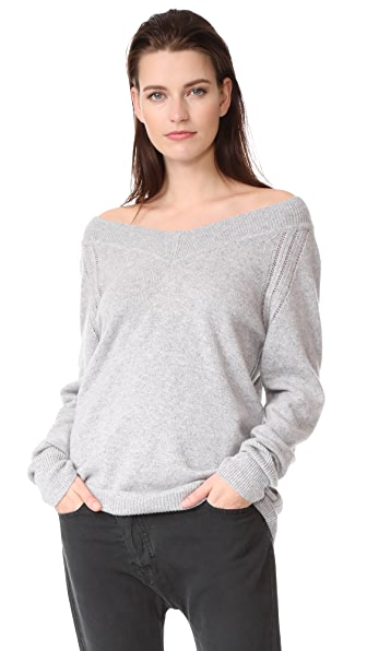 Belstaff Skylar Luxury Cashmere Sweater