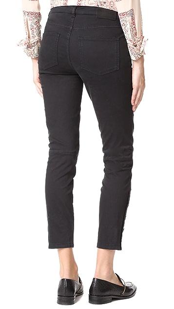 Belstaff Rossport Garment Dyed Pants