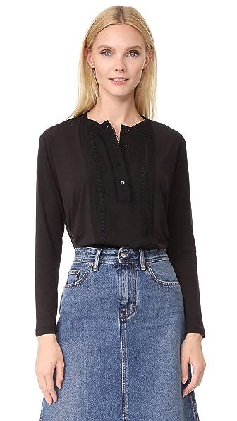 Belstaff Nora Shirt - Black