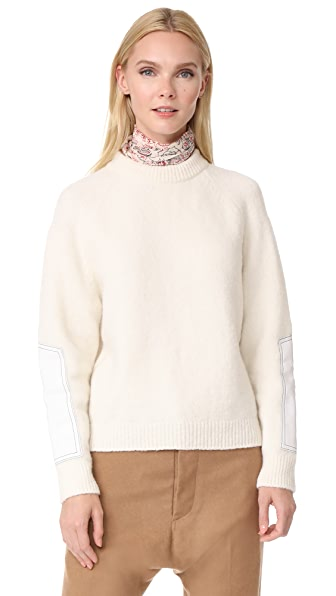 Belstaff Shelby Sweater In Natural