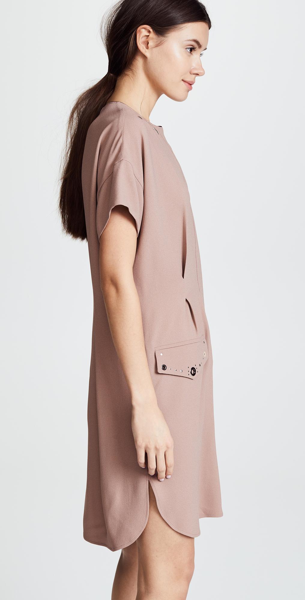 5a1d8fa6c1b3d Belstaff Darcie Shirtdress