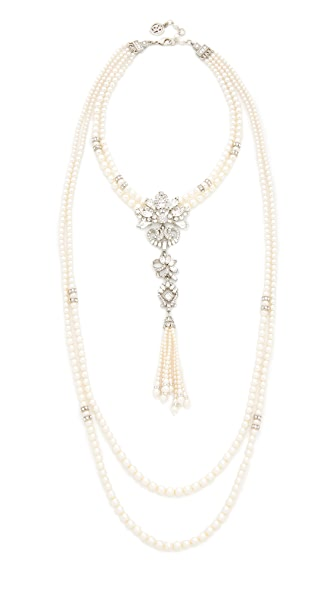 Ben-Amun Statement Layered Necklace