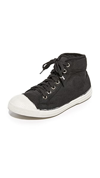 Bensimon Tennis Mid Sneakers - Carbon