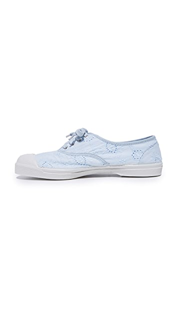 Bensimon Tennis Broderie Anglaise Sneakers