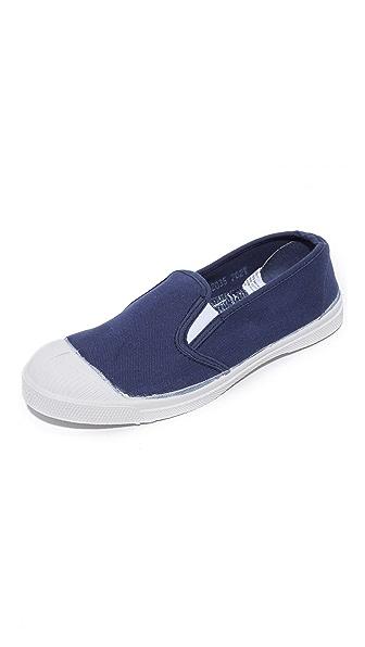 Bensimon Tennis Tommy Slip On Sneakers - Blue