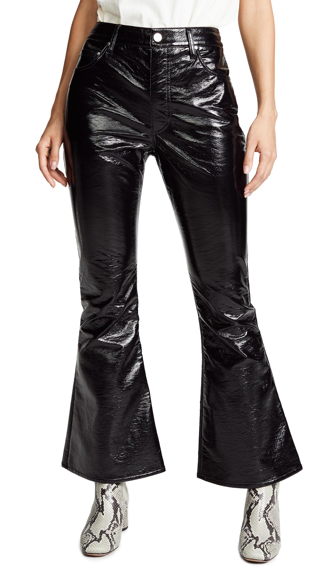 Beaufille Veritas Trousers In Black