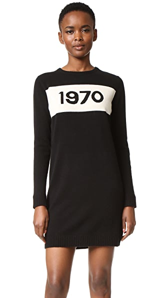 Bella Freud 1970 Dress - Black
