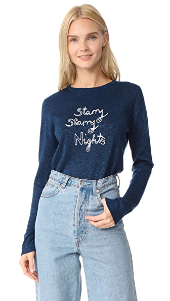 Bella Freud Starry Starry Nights Sweater