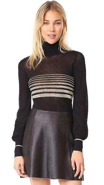 Bella Freud Goldborne Disco Sweater