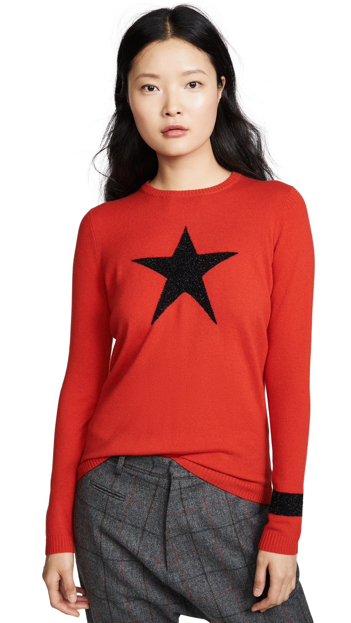 Buy Bella Freud online - photo of Bella Freud Night Star Sweater