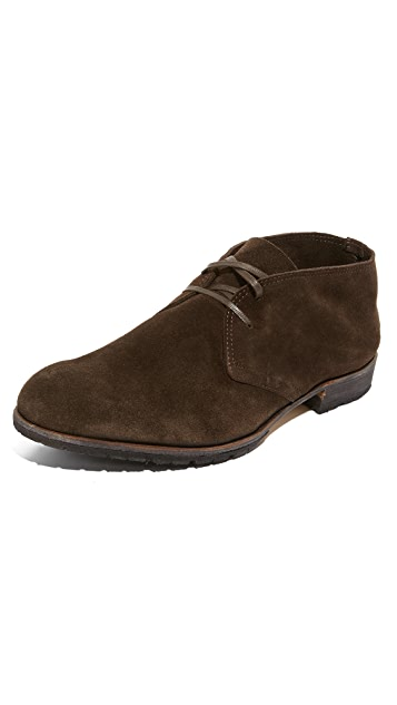 Billy Reid Indianola Suede Loafers