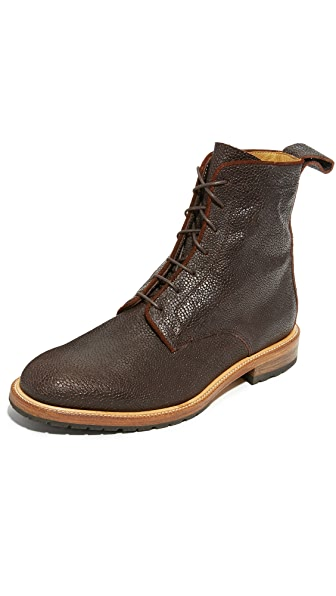 Billy Reid Anderson Lace Up Boots