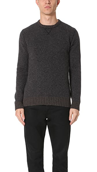 Billy Reid Cashmere Crew Sweater