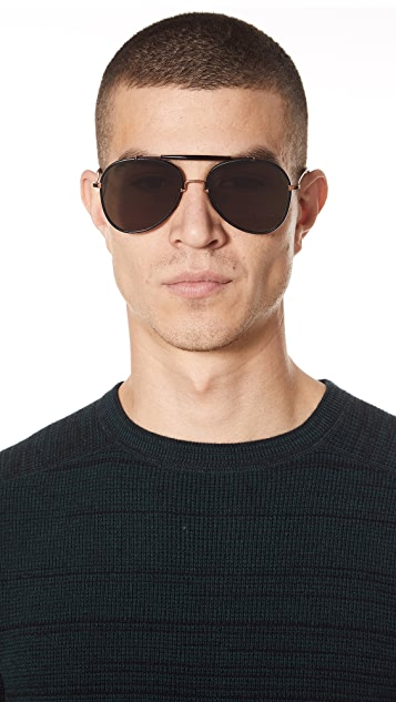 Billy Reid Preston Sunglasses