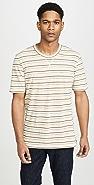 Billy Reid Striped T-Shirt