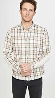 Billy Reid Long Sleeve Taylor Shirt