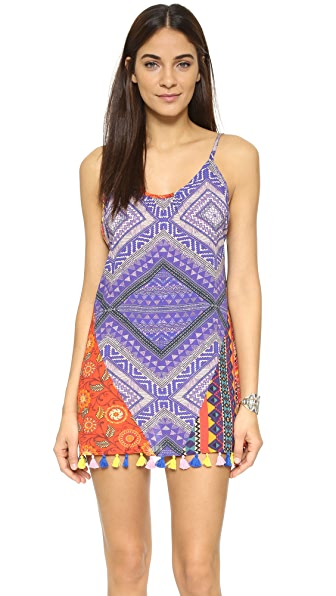 Bindya Bohomix Short Dress