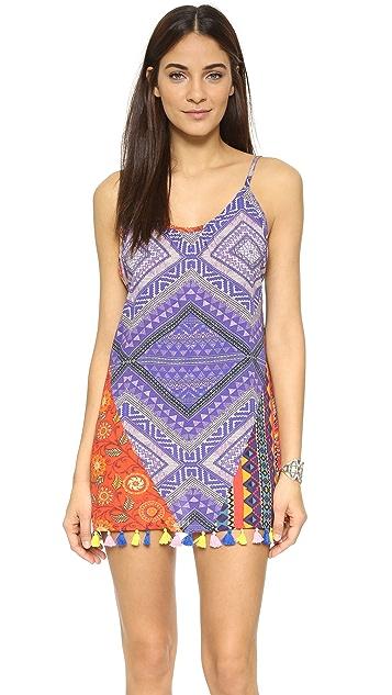 Bindya Bohomix Short Dress
