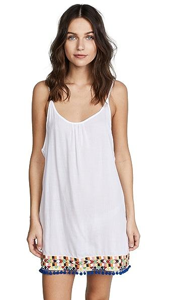 BINDYA COLORED MIRROR SHORT DRESS