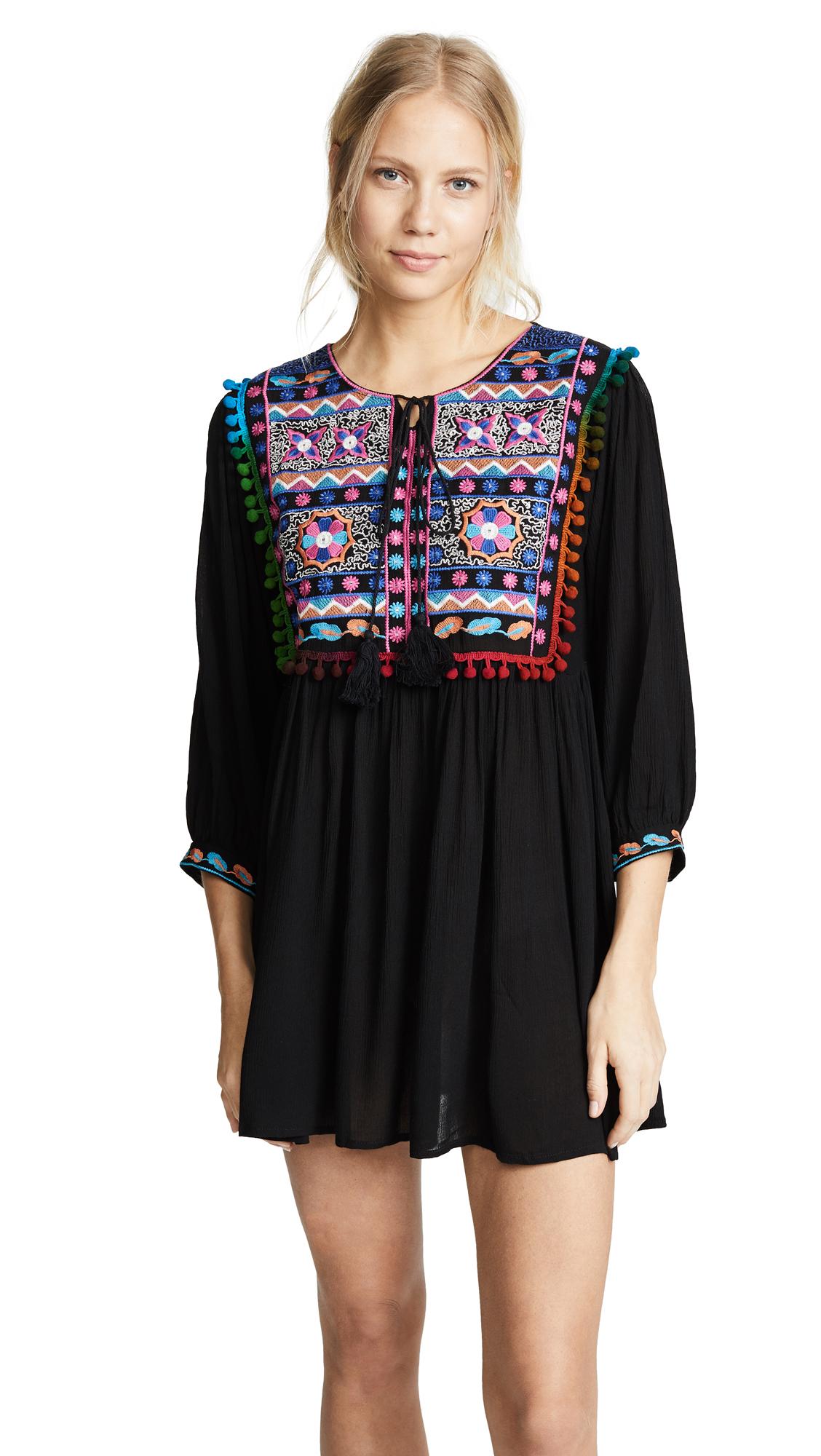BINDYA EMBROIDERED DRESS