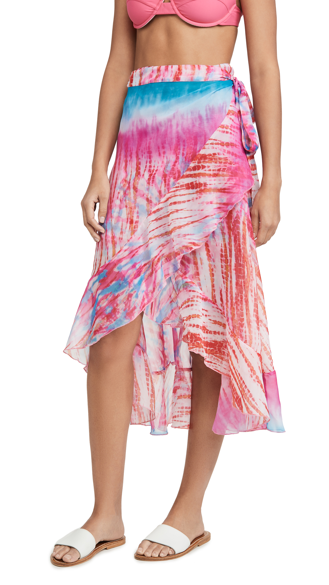 Buy Bindya online - photo of Bindya Tie Dye Sarong