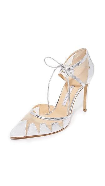 Bionda Castana Lana Pumps - Silver at Shopbop