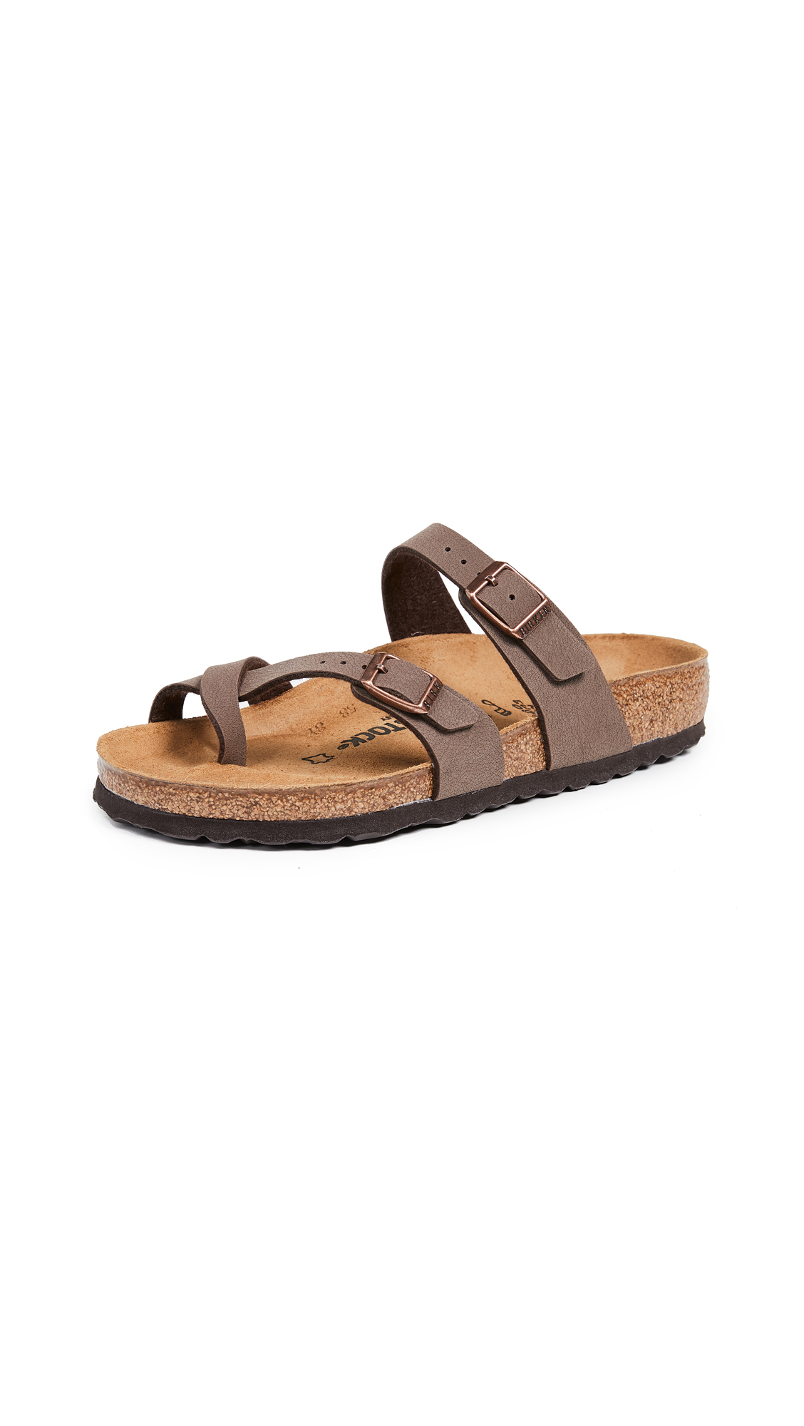 Birkenstock Mayari Sandals - Mocha