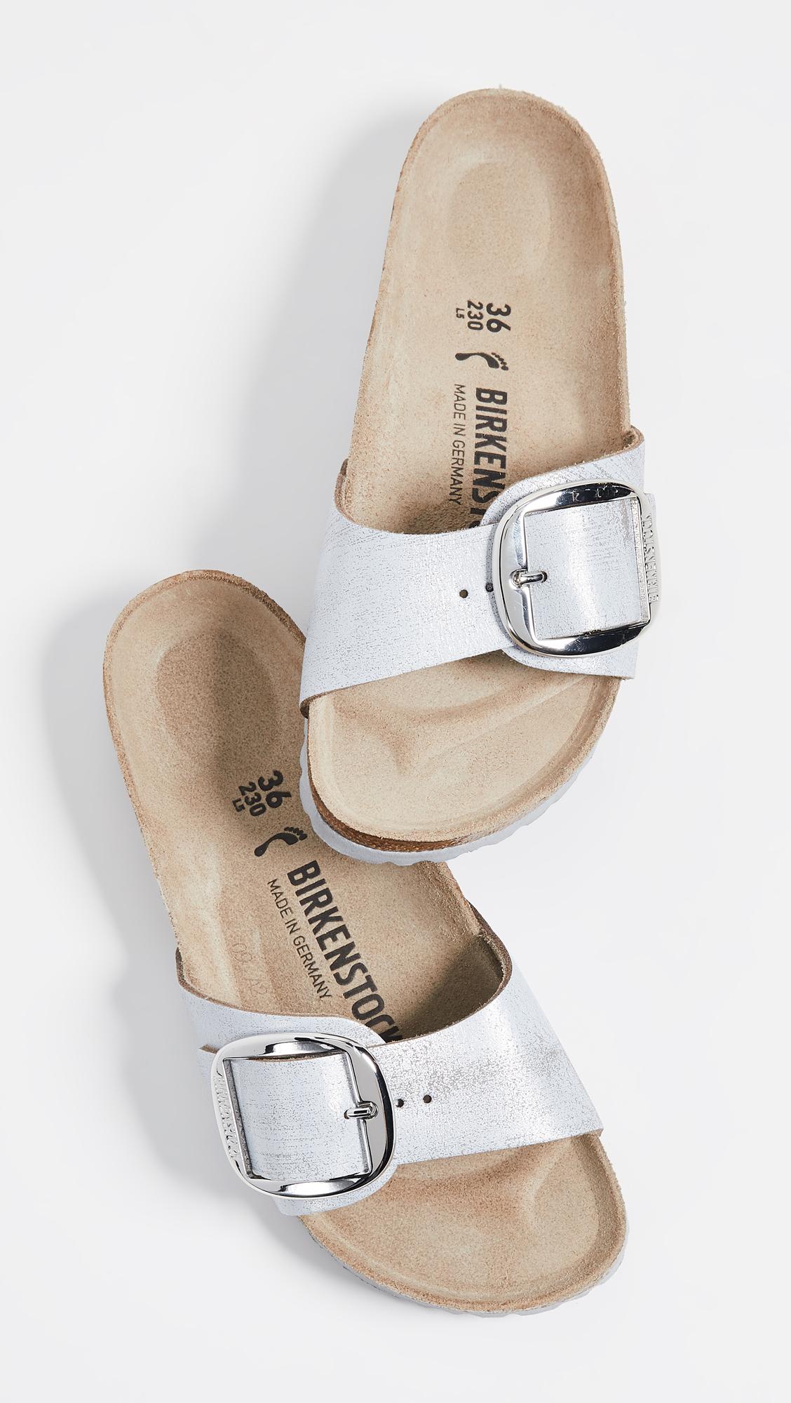 9b00aaab2131 Birkenstock Madrid Big Buckle Sandals - Narrow