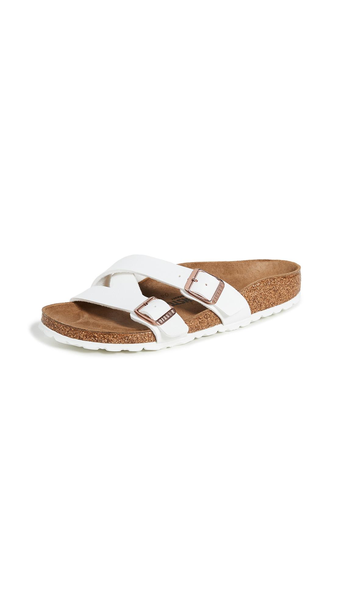 Buy Birkenstock Yao Sandals online, shop Birkenstock