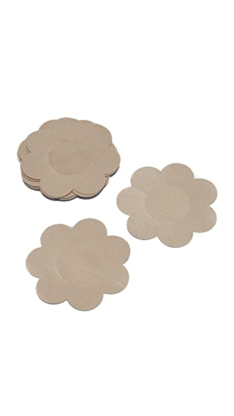 Bring It Up Nipple Covers 8-Pair Set - Nude