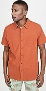 Banks Journal Tidal Short Sleeve Shirt
