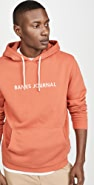 Banks Journal Logo Pullover Hoodie