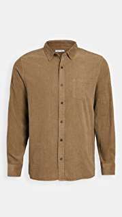 Banks Journal Roy Corduroy Long Sleeve Shirt