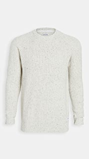 Banks Journal Speckled White Noise Sweater