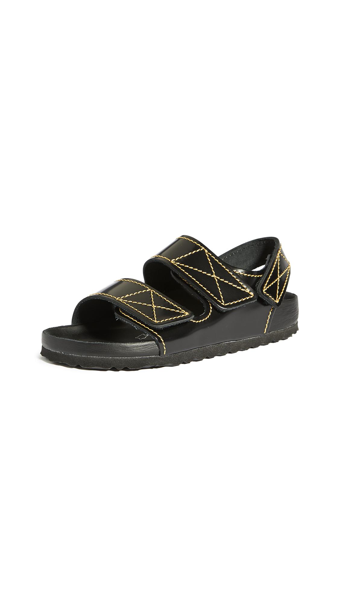 Birkenstock x Proenza Schouler Milano PS EXQ NL Slingback Sandals-Narrow