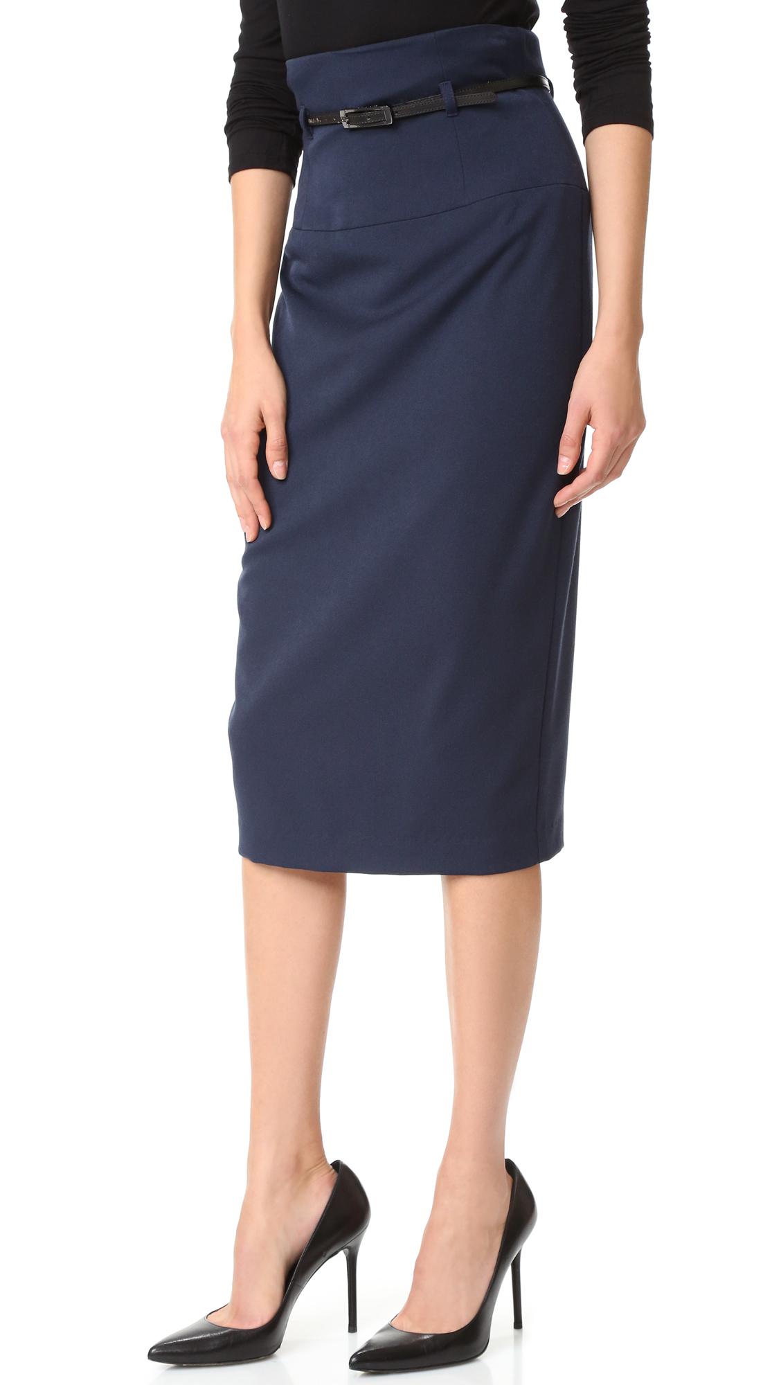 Black dress pants size 0 skirts