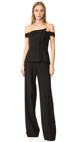Black Halo La Reina Jumpsuit