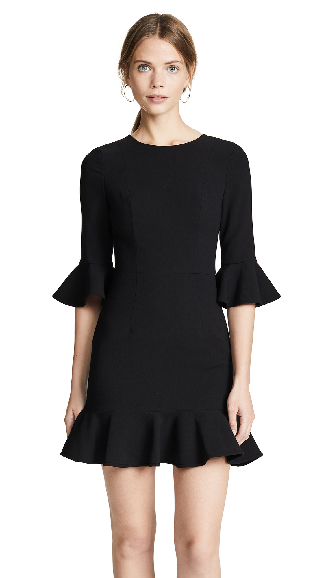 Black Halo Brooklyn Dress - Black