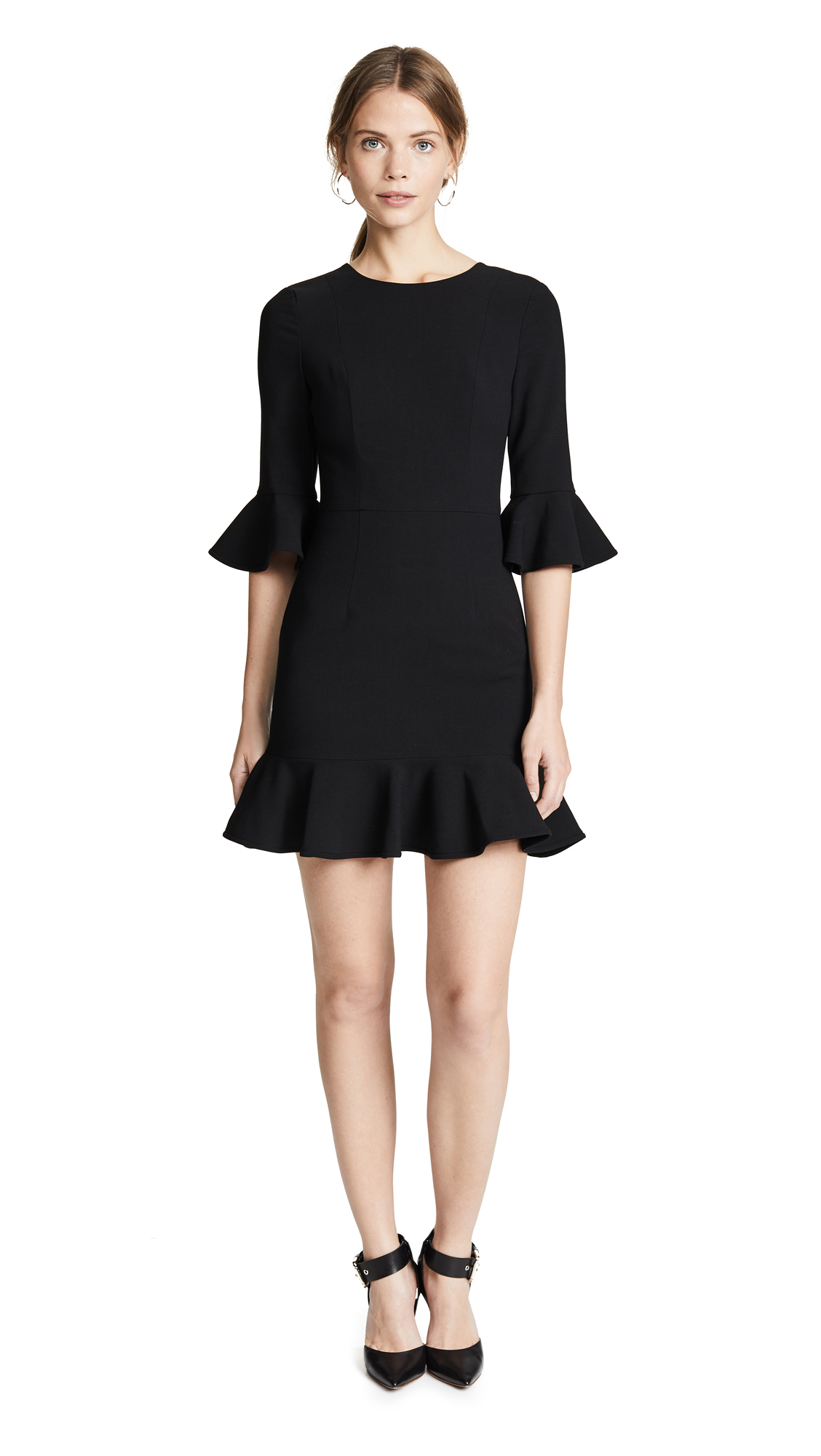 Black Halo Brooklyn Dress - Black