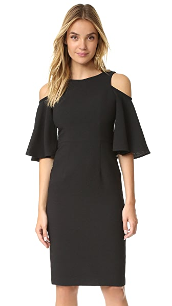 Black Halo Adara Sheath Dress